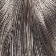 38 - biondo scuro + 50% bianchi