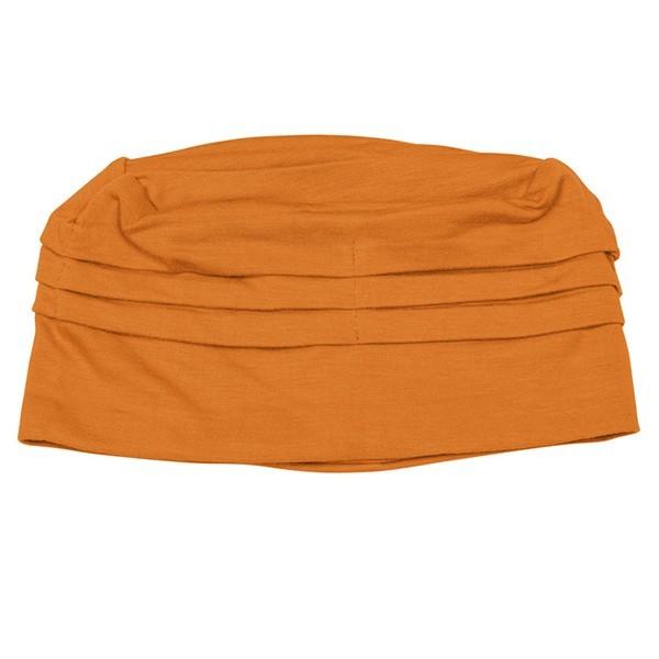 turbante-donna-bambou-arancione